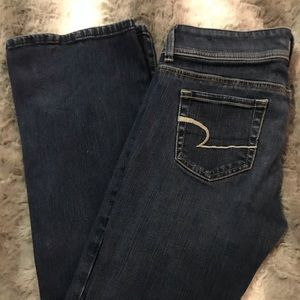 American Eagle Boot Cut Jeans